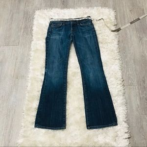 Citizens Of Humanity Dita Bootcut Petite Size 25